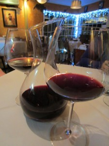 Cloud9 Cabernet Franc and Decanter