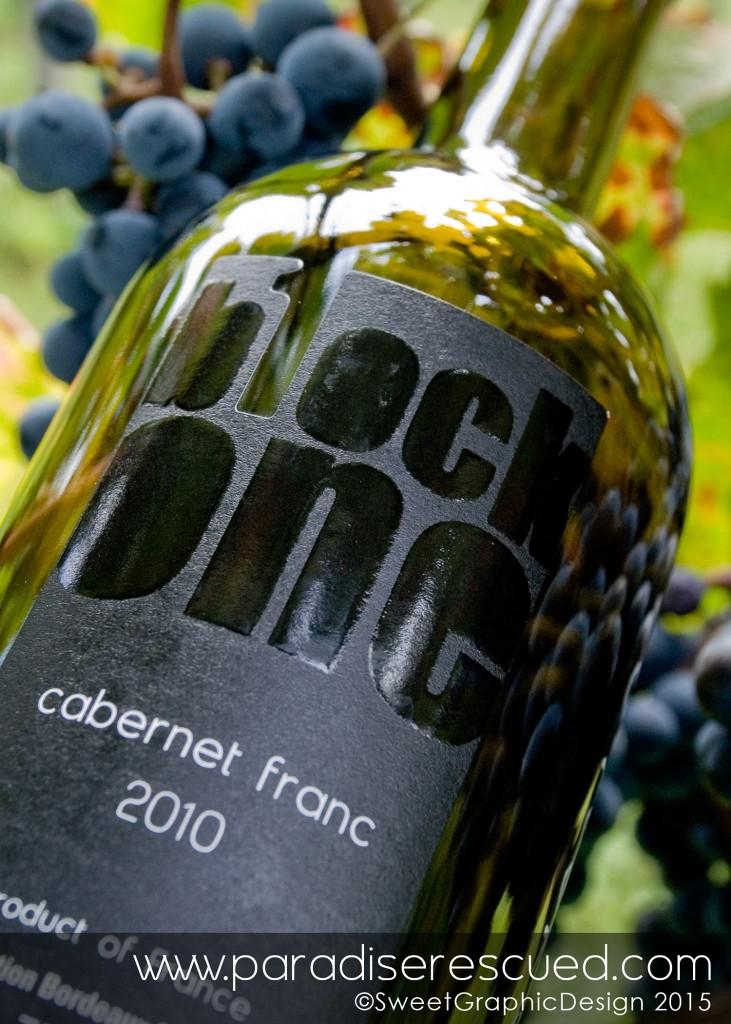 B1ockOne varietal Bordeaux Cabernet Franc