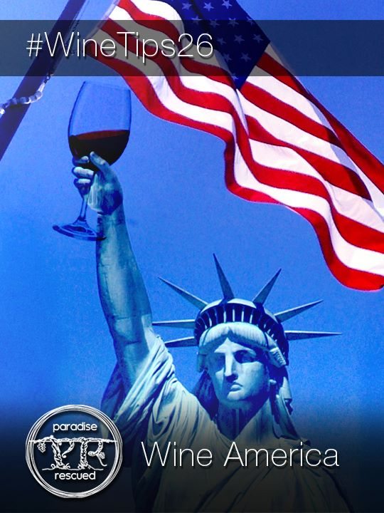 #WineTips26 WIne America
