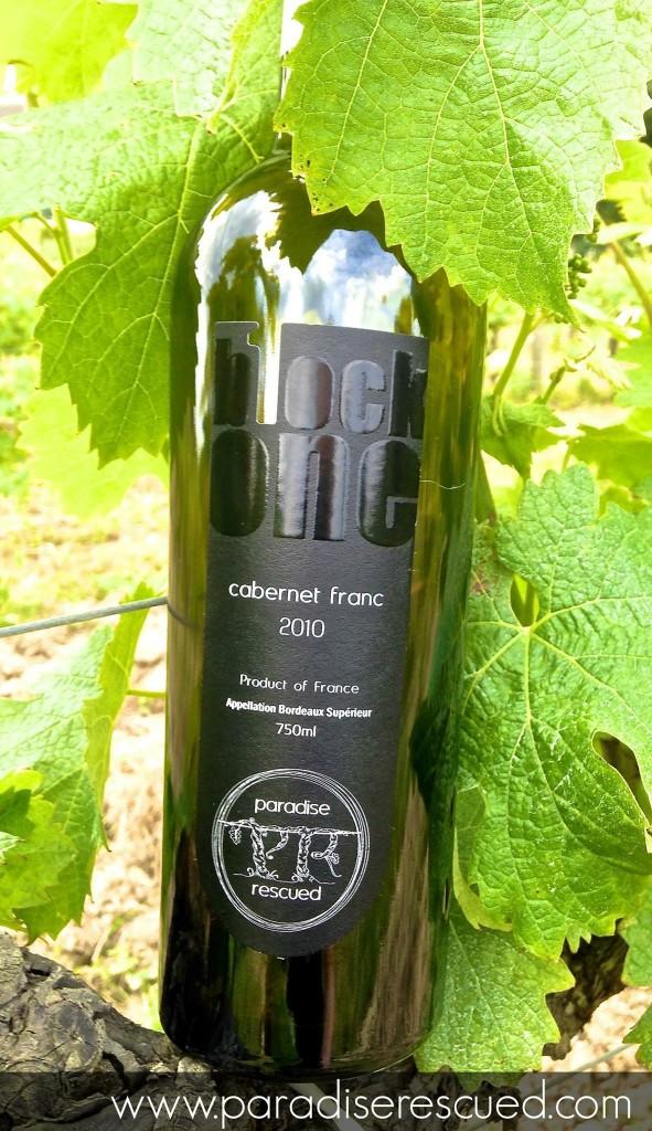 Our niche B1ockOne varietal Bordeaux Cabernet Franc