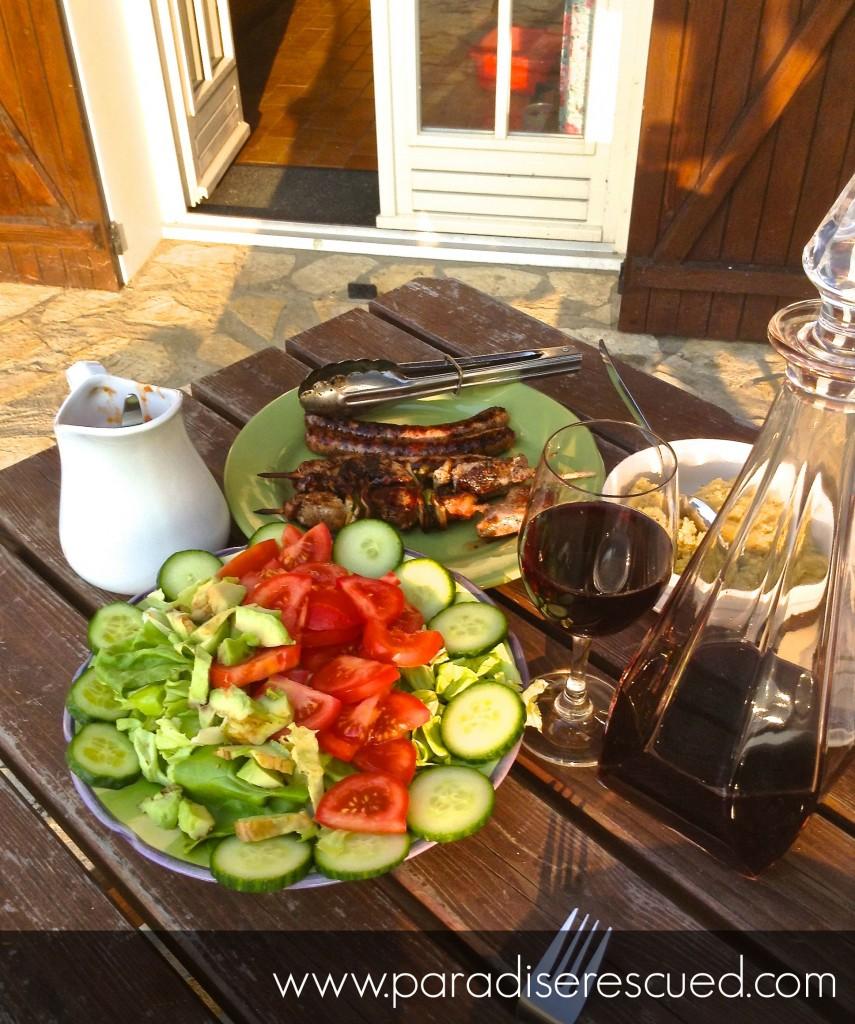 Cabernet Franc is a very versatile food friendly wine