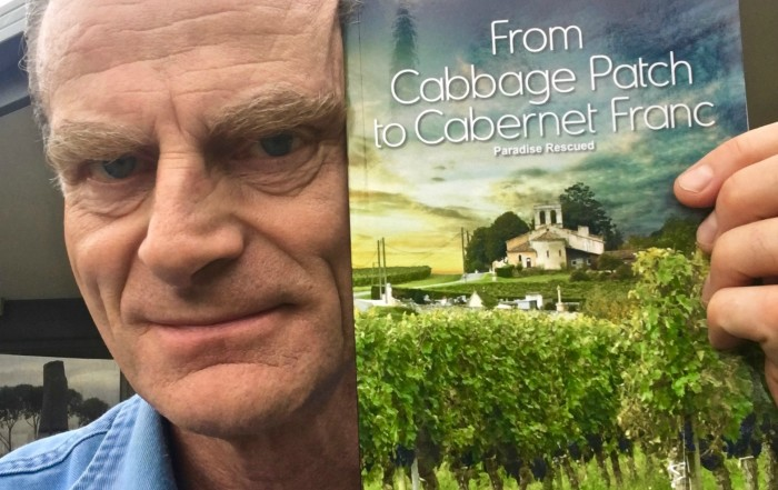 David Stannard - From Cabbage Patch to Cabernet Franc