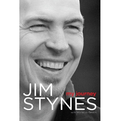 Book cover: My Journey - Jim Stynes