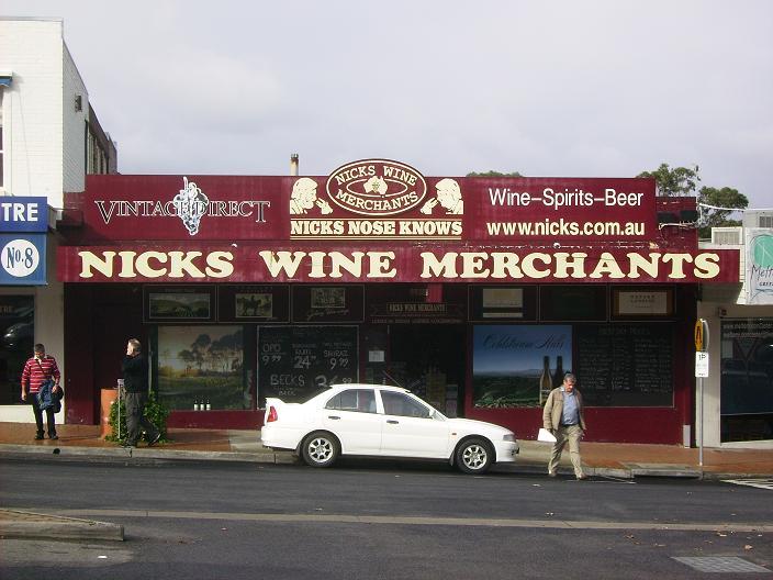 Nicks Wine Merchants Jackson Court East Doncaster Melbourne