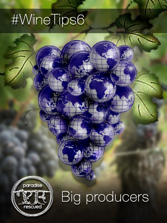 The Global big wine producing countries