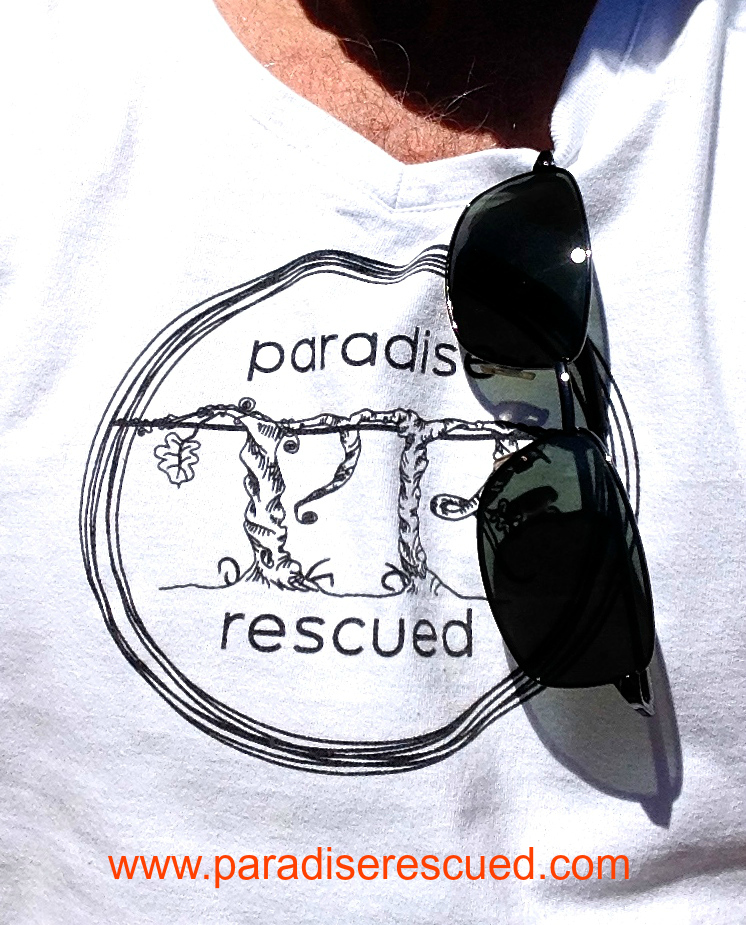 Brand Paradise Rescued continues to grow. Trademark protection has been filed.