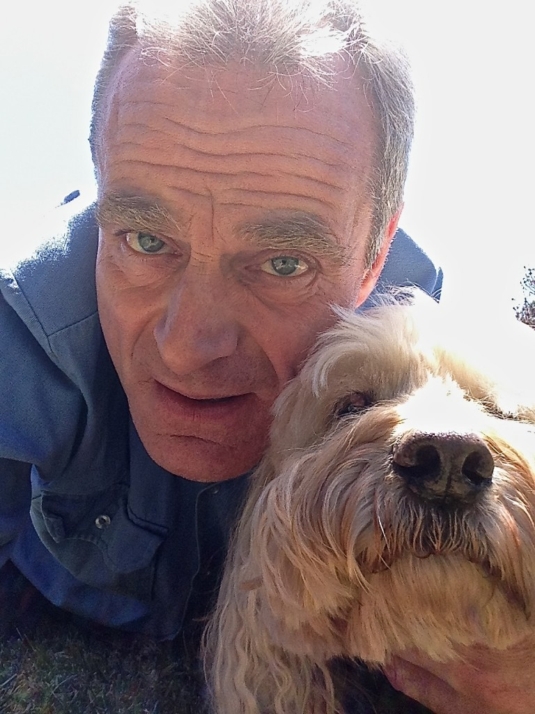 I love you too Dad! But choose your own goals - don't follow your dog's example!