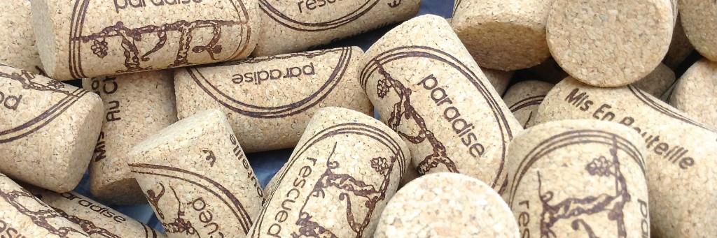 Paradise Rescued corks slider