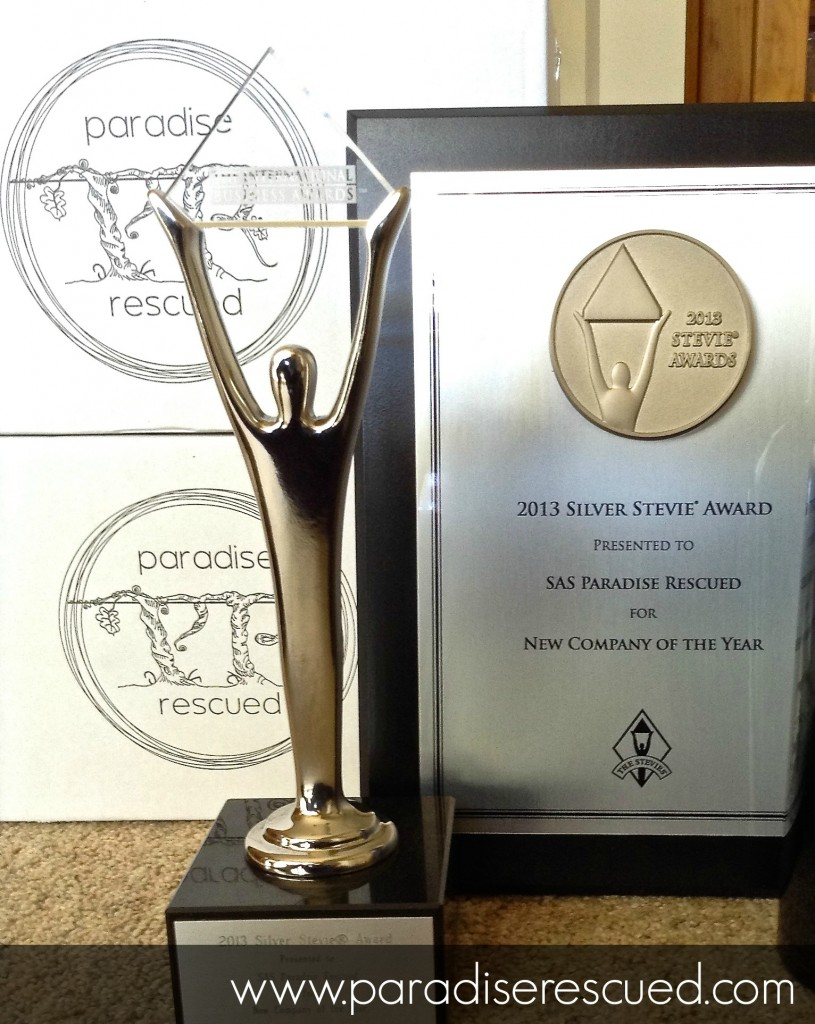 Award winning business Paradise Rescued coming to the USA