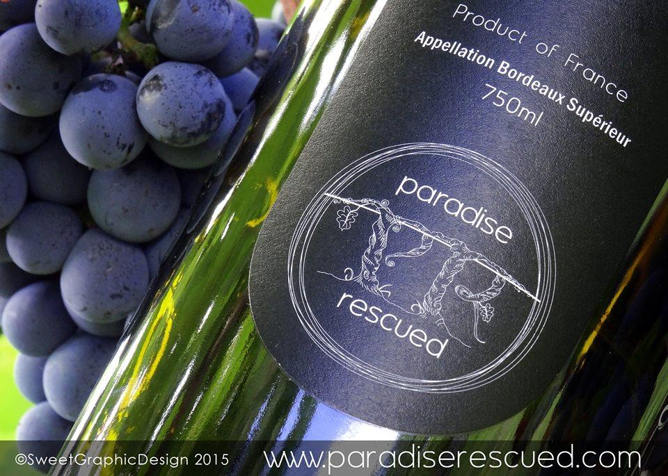 A new B1ockOne 100% varietal Bordeaux Cabernet Franc is born.... its bottle awaits