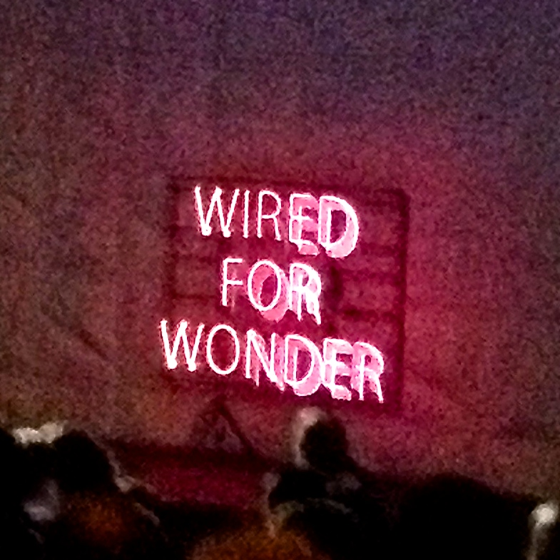We were inspired at Wired for Wonder - Melbourne 2015