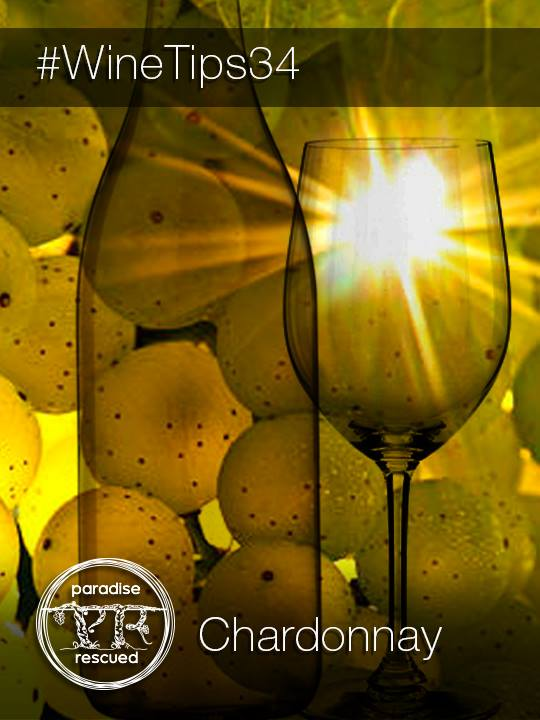 #WineTips34 - Chardonnay