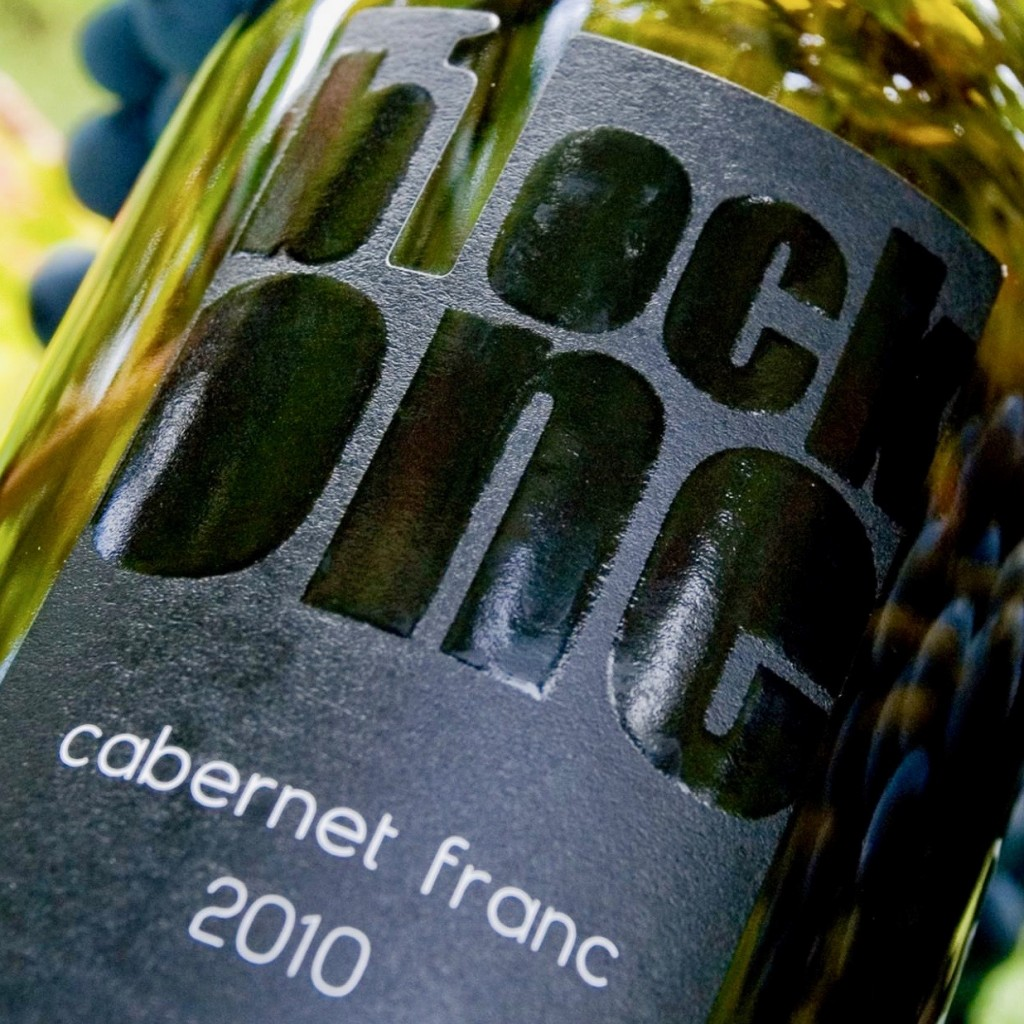 Two little words that say special - Cabernet Franc.